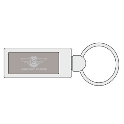 KT122<br>Aluminum keychain
