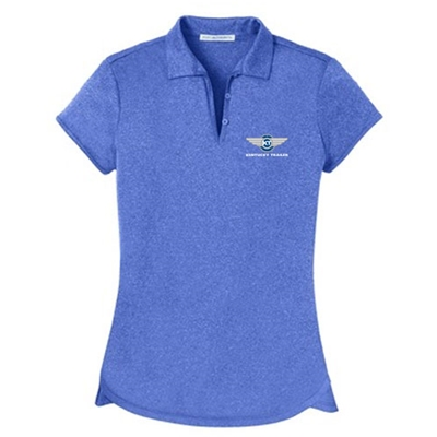 KT210<br>Ladies Heather Polo