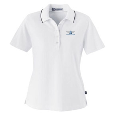 KT233<br>Ladies Extreme Edry Needle-Out Interlock Polo